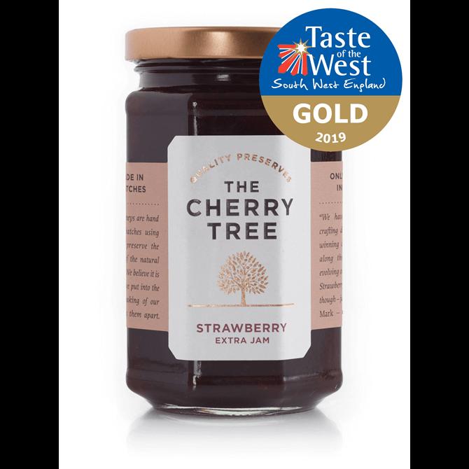 The Cherry Tree Strawberry Extra Jam