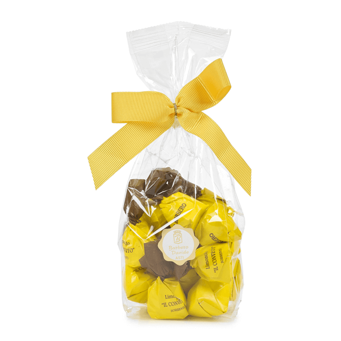 Barbero Limoncello Praline Chocolates 200g