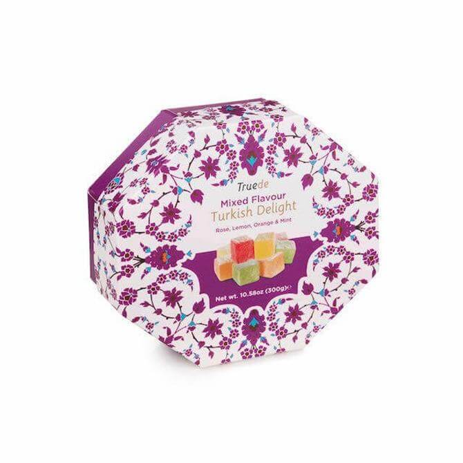 Truede Mixed Flavour Turkish Delight 300G