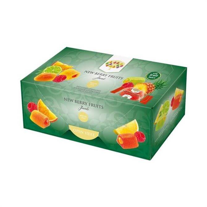 NEW BERRY FRUIT JEWELS 300G
