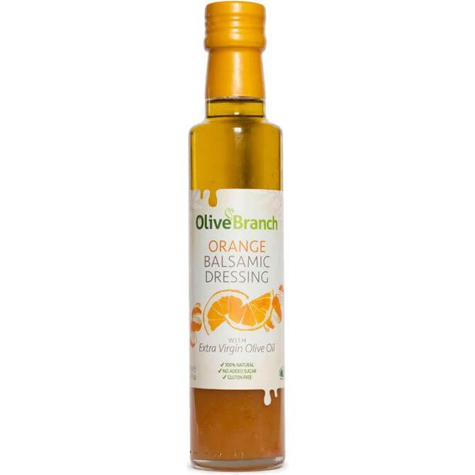 Olive Branch Orange Balsamic Dressing 250ml