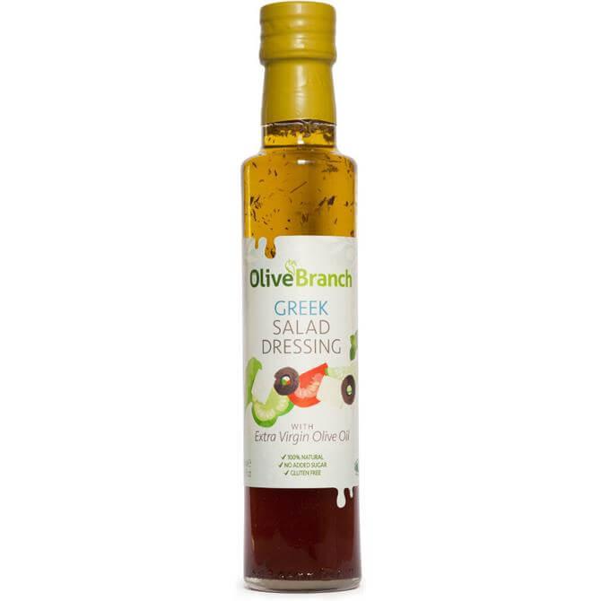 Olive Branch Greek Salad Dressing 250ml