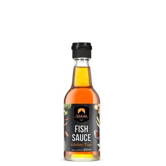 de Siam Gluten Free Fish Sauce 60ml