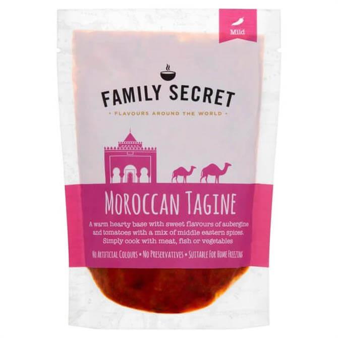 Family Secret Moroccan Tagine Mix 300g