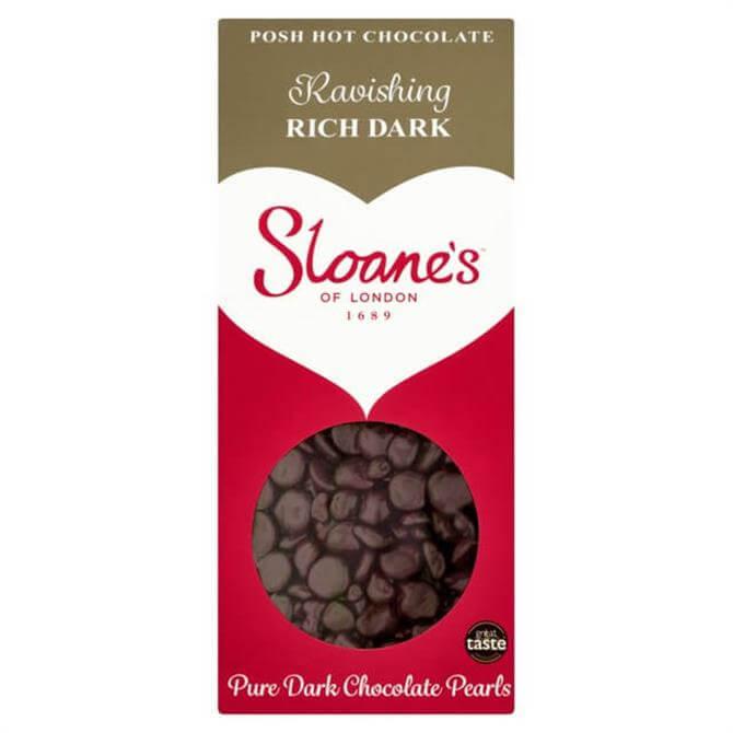 SLOANES RAVISHING RICH DARK HOT CHOCOLATE 250G