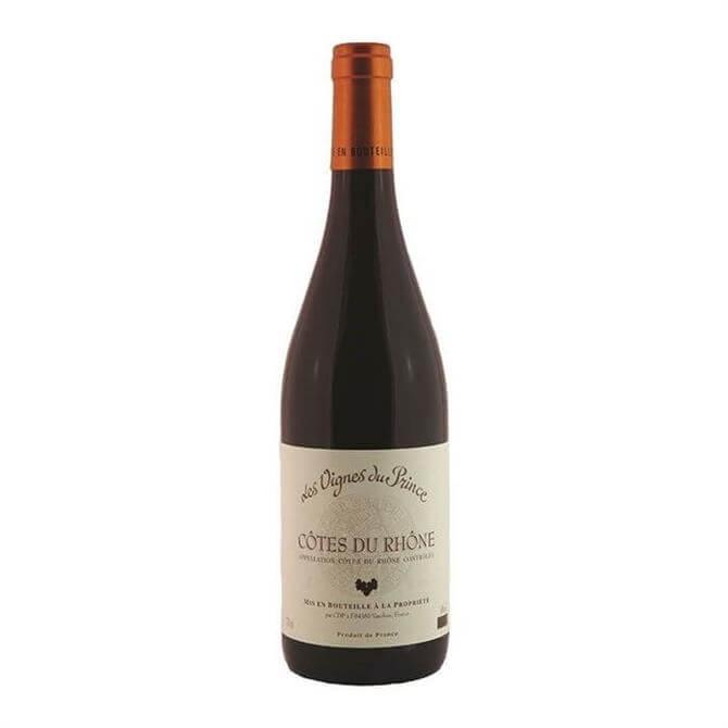 Cellier des Princes Les Vignes du Prince Côtes Du Rhône Vielles Vignes