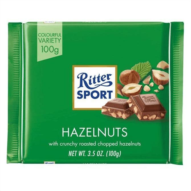 Ritter Sport Hazelnuts
