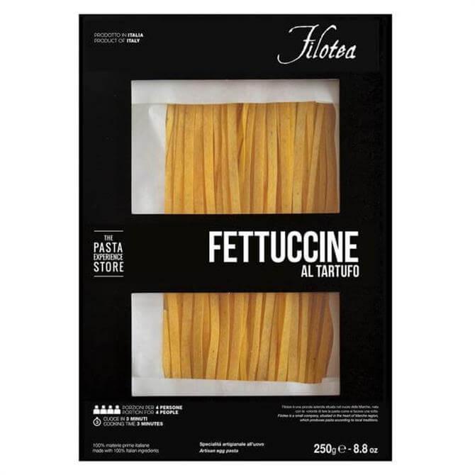 Filotea Truffle Fettuccine Artisan Egg Pasta 250g