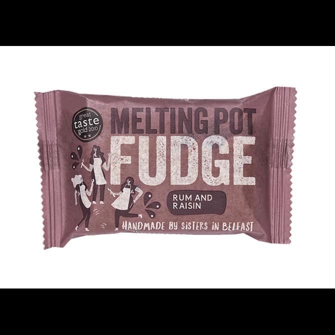 Melting Pot Gluten Free Assorted Fudge  90G