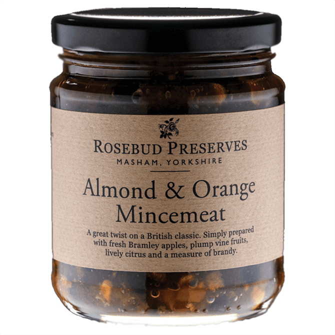 Rosebud Preserves Almond and Orange Mincemeat
