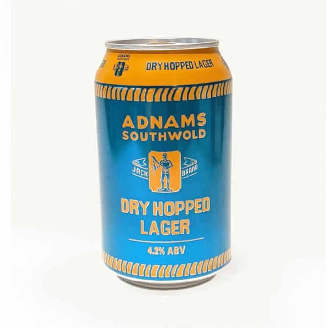 Adnams Dry Hopped Lager