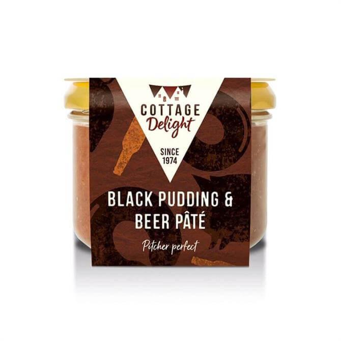 Cottage Delight Black Pudding & Beer Pate 180G