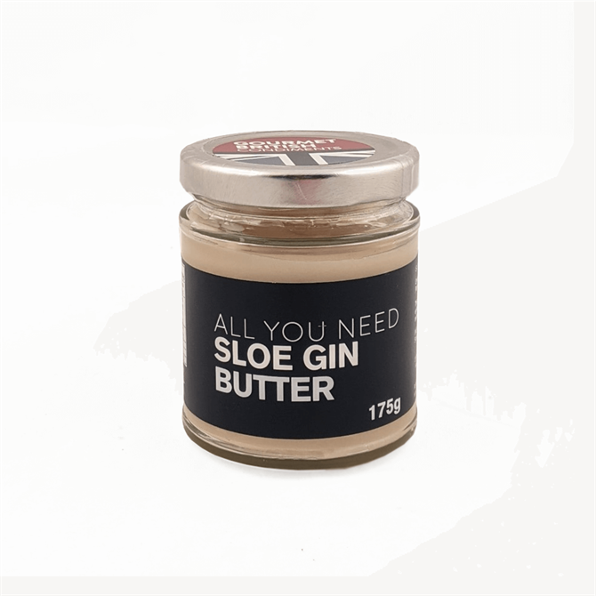 All You Need Sloe Gin Butter