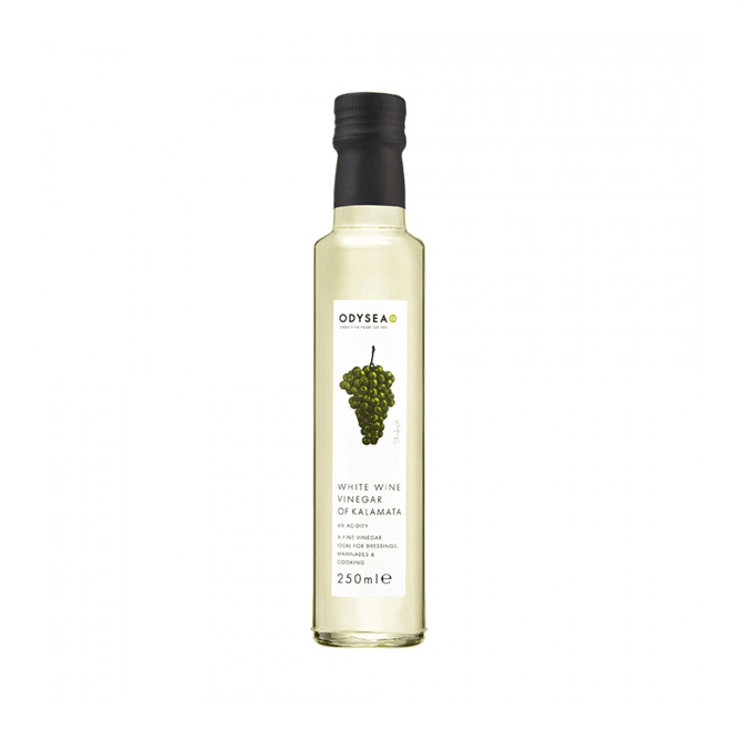 Odysea White Wine Vinegar of Kalamata