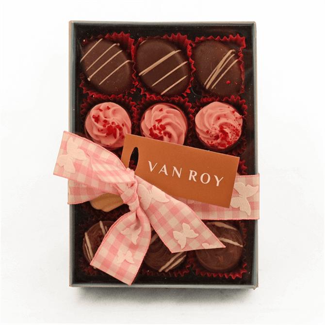 Van Roy Assorted Filled Chocolates 190g