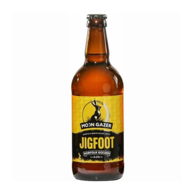 Moongazer Jigfoot Norfolk Golden Ale 500ml