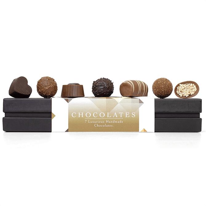 Keats Luxury 7-piece Chocolate Selection