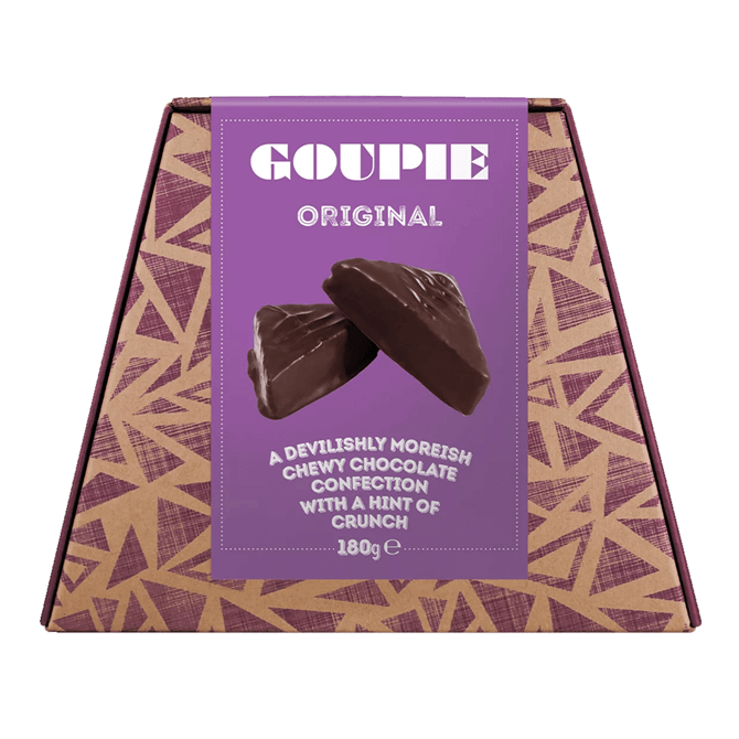 Goupie Dark Chocolate - Original