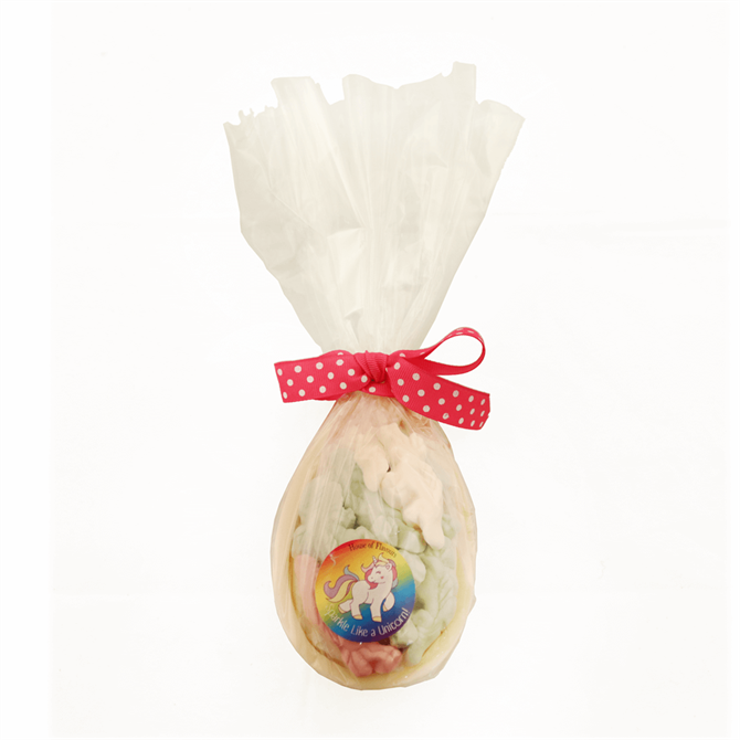 House of Flavours Half Egg with Unicorn Jellies