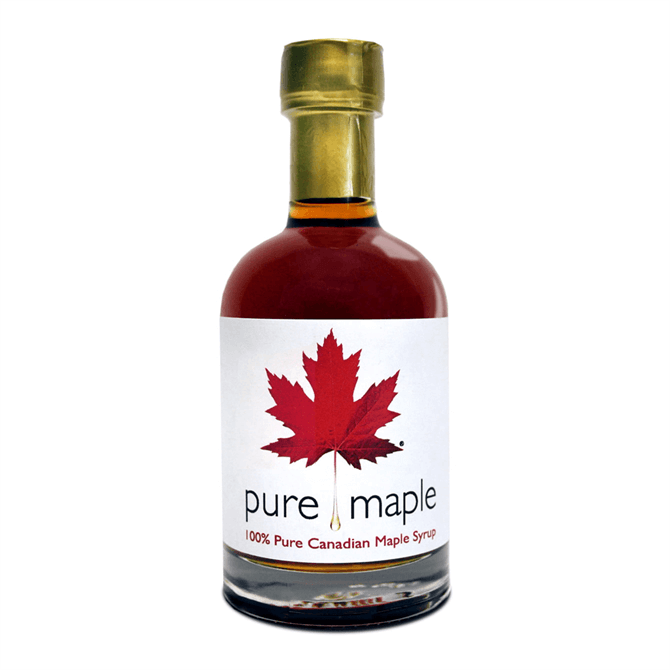 Pure Maple 100% Canadian Maple Syrup