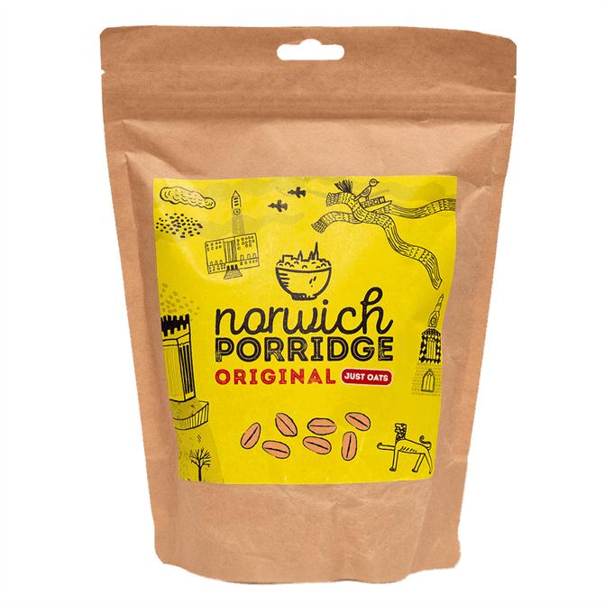 The Norwich Porridge Co Original Just Oats