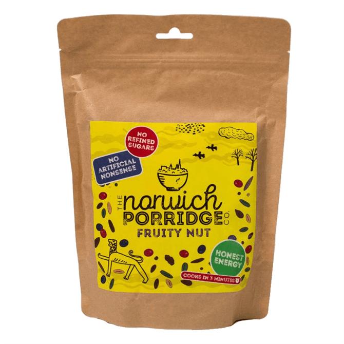 The Norwich Porridge Co Fruity Nut Porridge