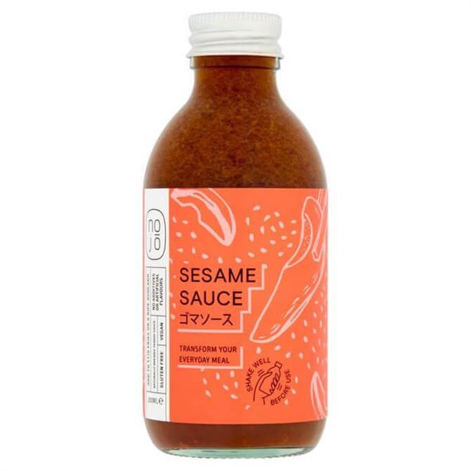 Nojo Naturaly Brewed Vegan Sesame Sauce 200ml