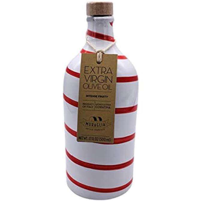 Muraglia Red Capri Collection Intense Fruity Extra Virgin Olive Oil 500ml