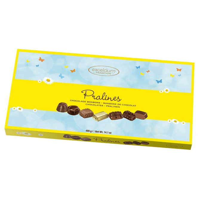 Excelcium Chocolates Spring Collection 400g