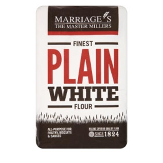 Marriages Finest Plain Flour 1.5KG