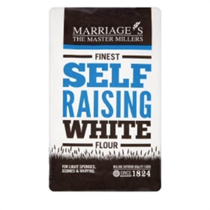 Marriages Finest Self Raising Flour 1.5KG