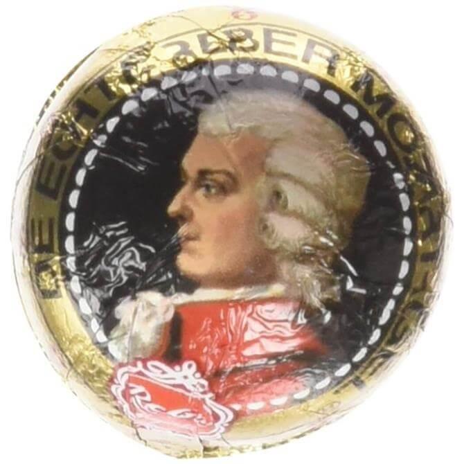Reber Mozart Kuger Single Chocolate Ball 20G