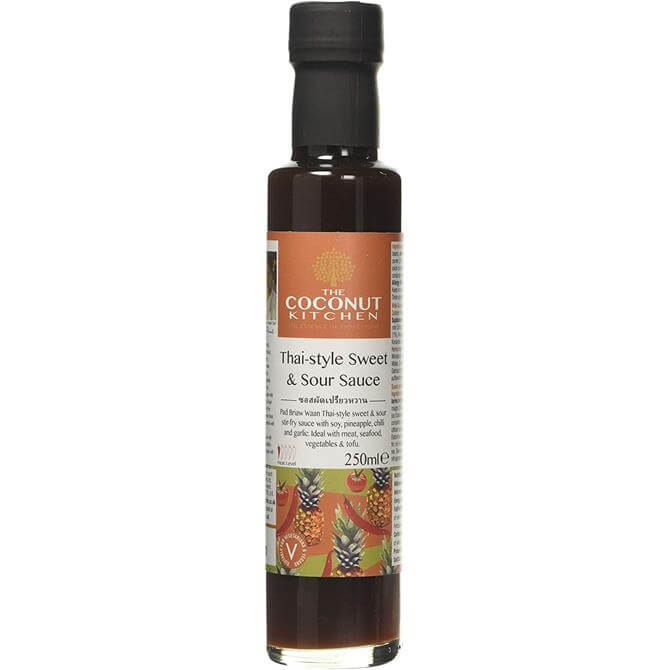 THE COCONUT KITCHEN THAI STYLE SWEET SOUR SAUCE 250ML