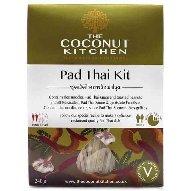 THE COCONUT KITCHEN PAD THAI MEAL KIT FOR 2 240G