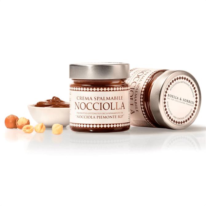 Boella & Sorrisi Nocciolla - Gianduia Spreadable Cream