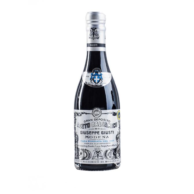 """Giusti  1 Silver Medal """"Il Profumato"""" Champagnotta Balsamic Vinegar de Modena"""