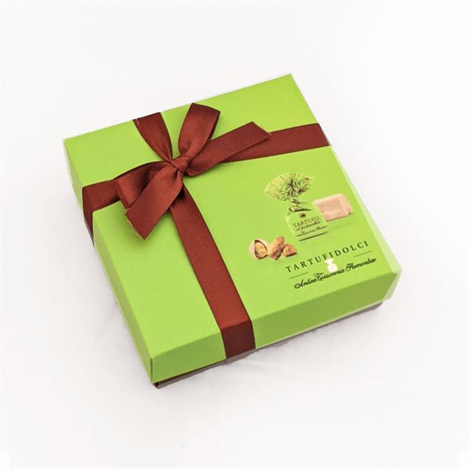 Antica Tartufo Al Pistacchio - Truffles Gift Box