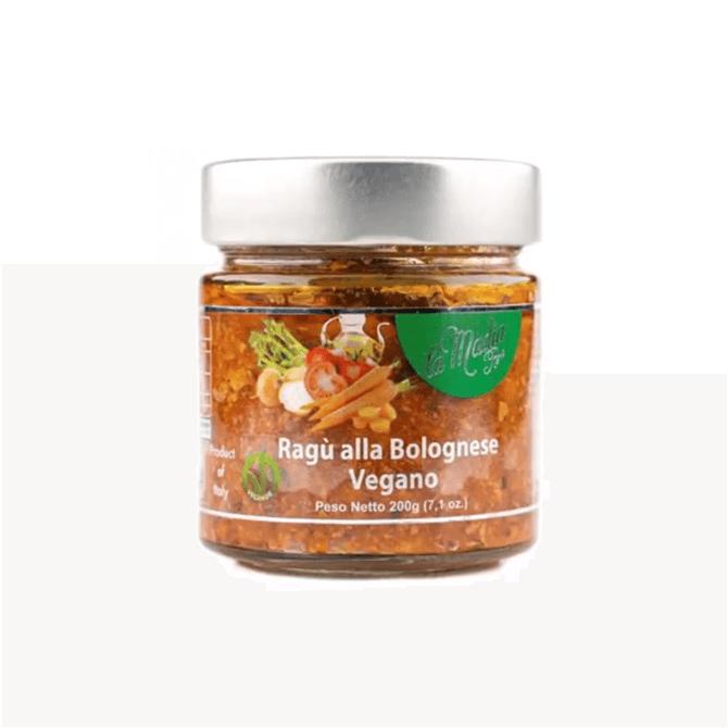 La Madia Vegan Ragu alla Bolognese