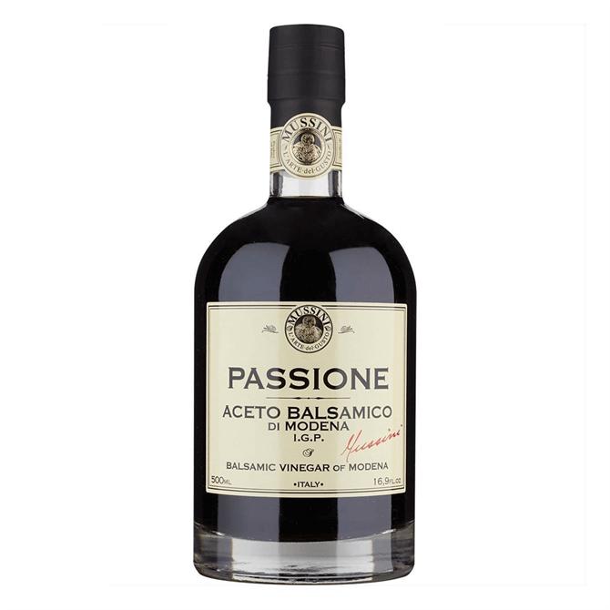Mussini IGP Balsamic Vinegar of Modena Passione