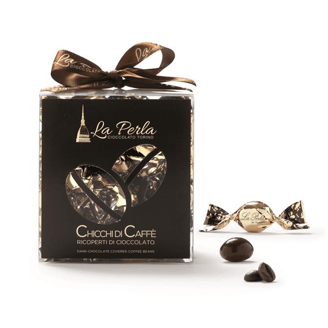 La Perla Dark Chocolate Covered Coffee Beans