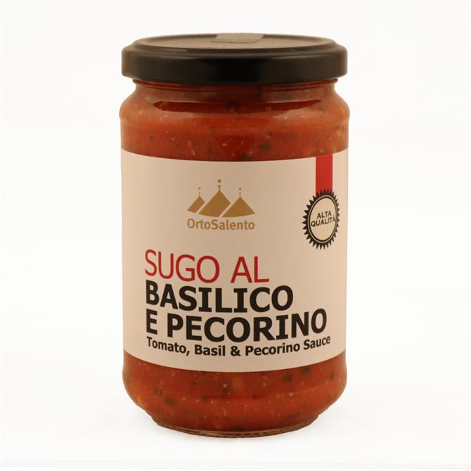 OrtoSalento Tomato Basil and Pecorino Sauce