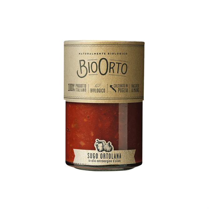 Bio Orto Organic Ortolana Sauce