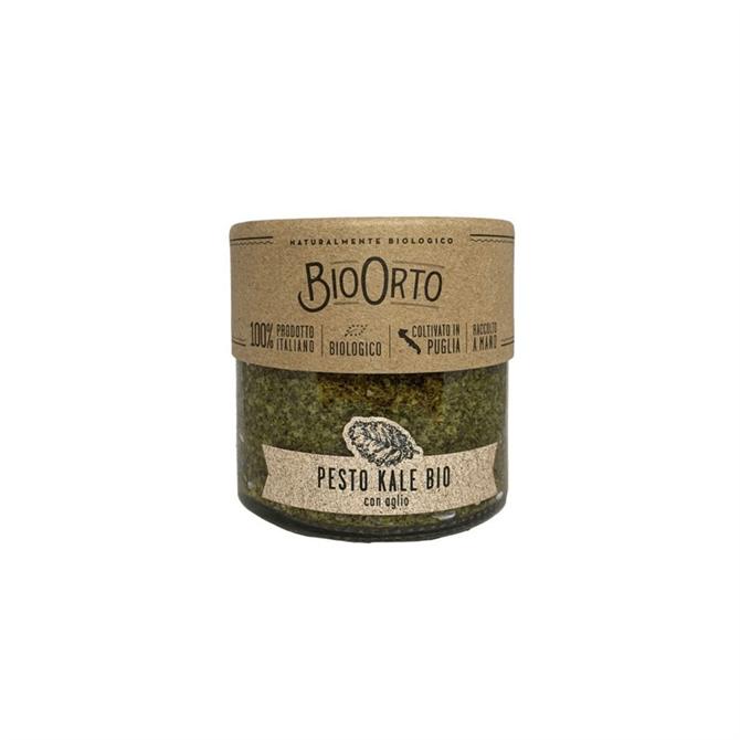 Bio Orto Pesto Kale with Garlic