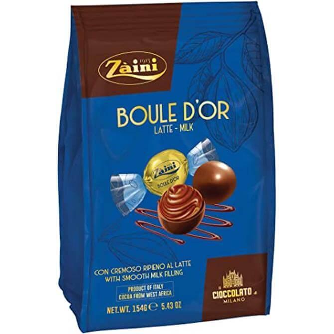 ZAINE BOULE DOR MILK PRALINE 154G BAG
