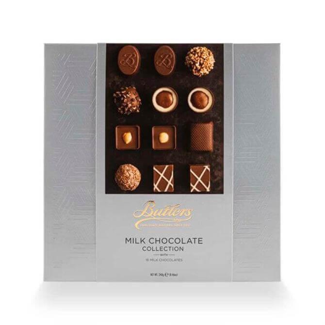 Butler's Milk Café Chocolate Collection 240g
