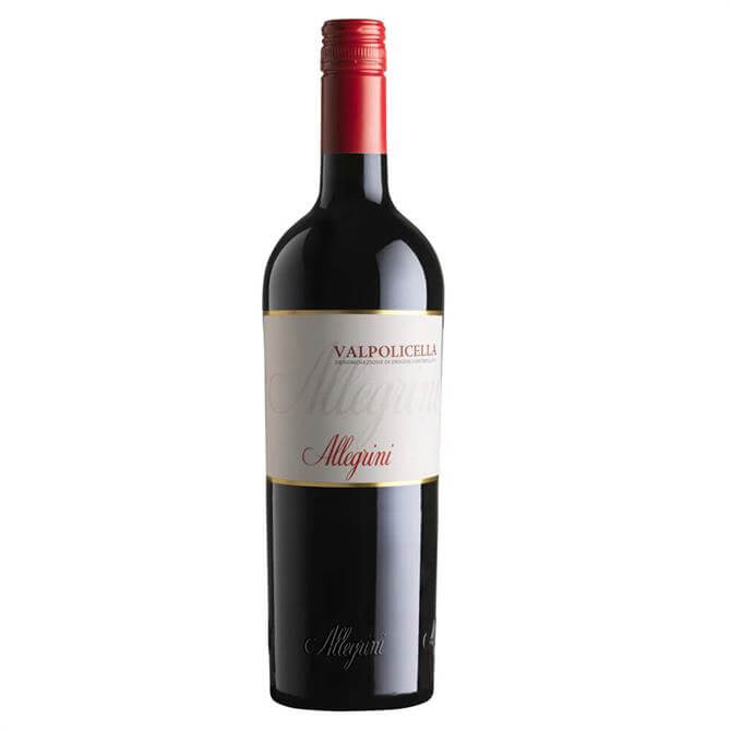 Allegrini Valpolicella Red Wine, 2018