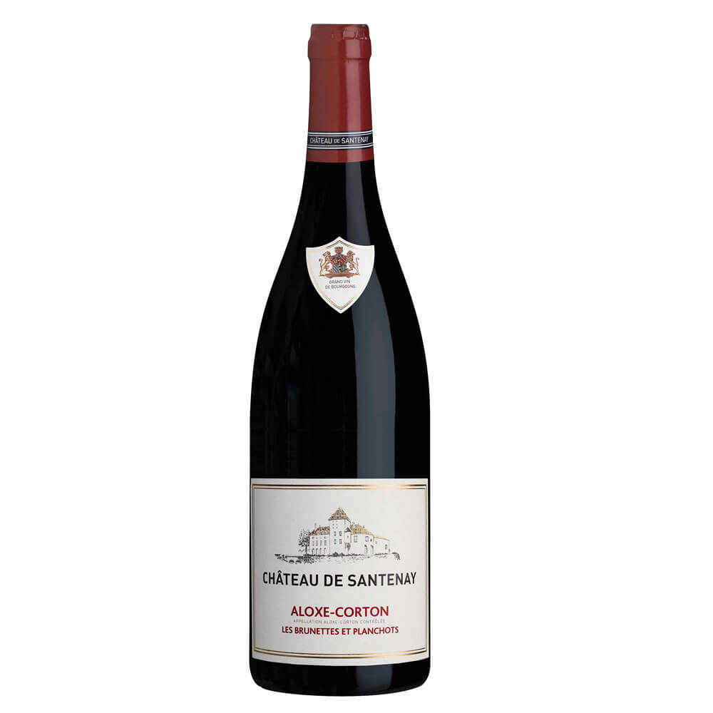 An image of Chateau de Santenay Aloxe-Corton Pinot Noir