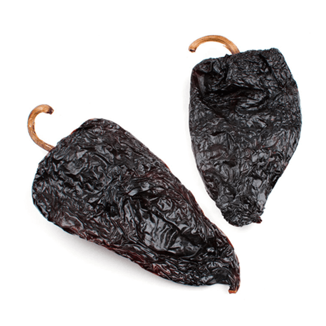Spice Mountain Dried Ancho Chillies 25g