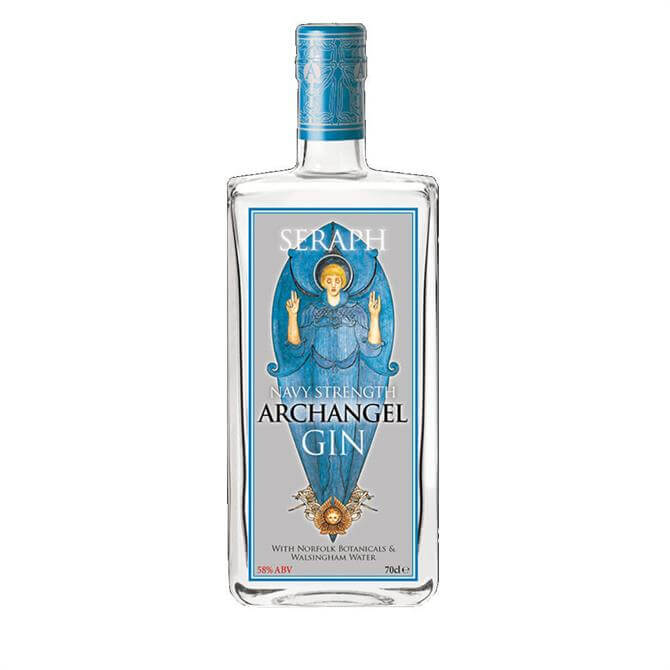 Archangel Seraph Gin Navy Strength 58%