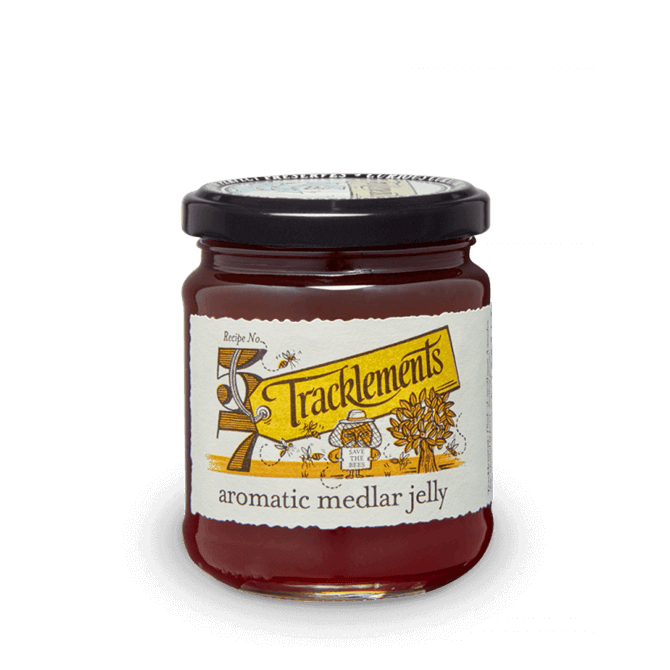 Tracklements Aromatic Medlar Jelly 250G
